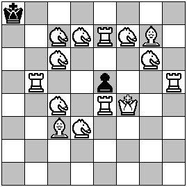20 maximale Pattparaden auf ein Schach