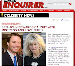 "John Edwards: ""This is nothing but tabloid trash."""