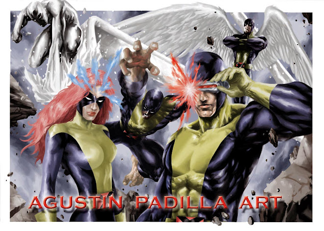 AGUSTIN PADILLA ART