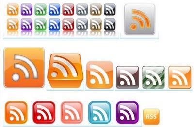 110+ иконок для RSS