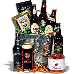 темное ирландское пиво