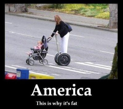 Жирная Америка