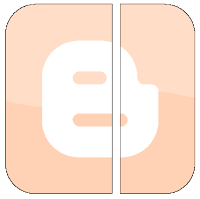 Blogger logo Sidebar