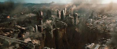 Кадр из фильма 2012: катастрофа, Калифорния
