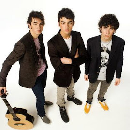 JONAS BROTHERS ROCK AND POP