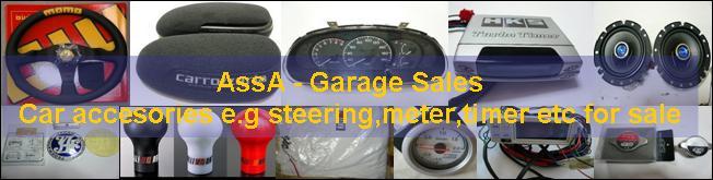 AssA - Garage Sales