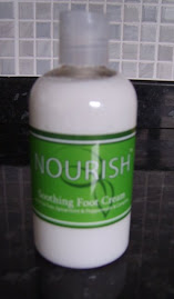 Nourish Soothing Foot Cream £4.50