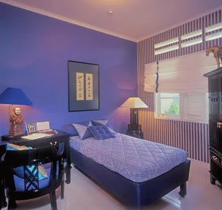 warna cat rumah on ... , salah satunya dengan mengubah warna cat dinding kamar pribadi kita