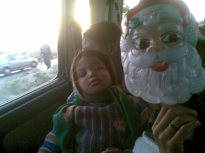 Santa and Banta!