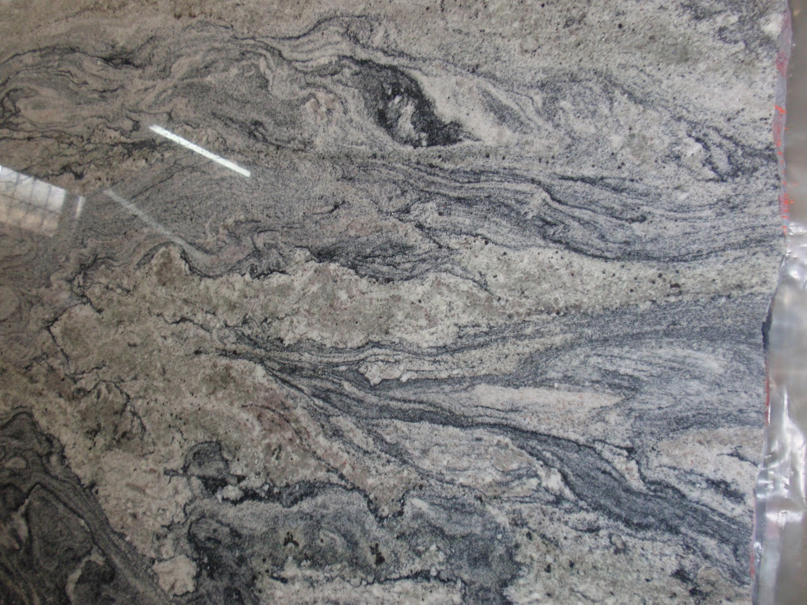 white princess granite honed
