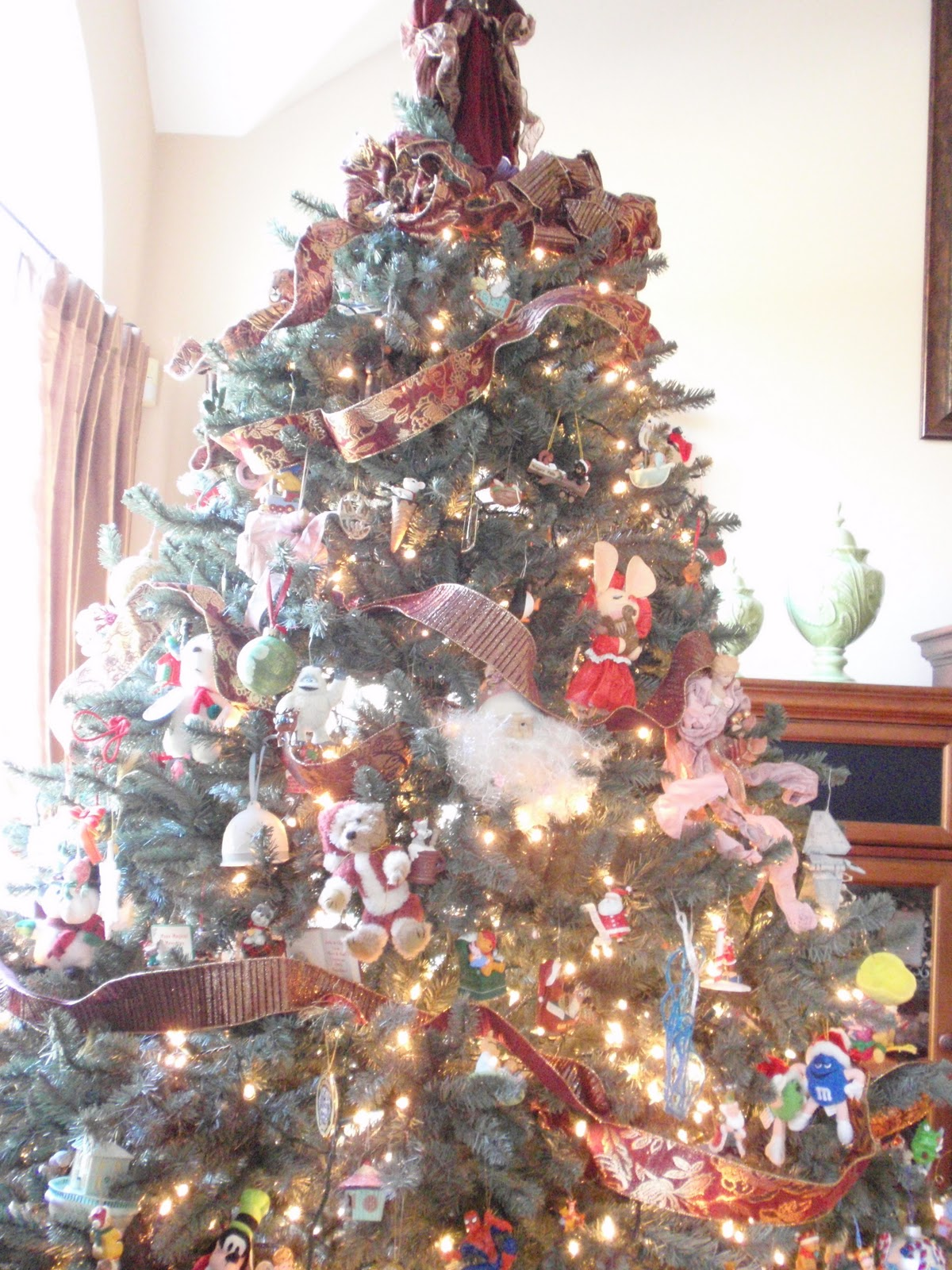 Diy By Design Our Christmas Tree