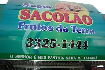 Super Sacolão FRUTOS da TERRA