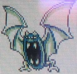 Yeah, the tongue on Red/Blue Golbat was just... WRONG.