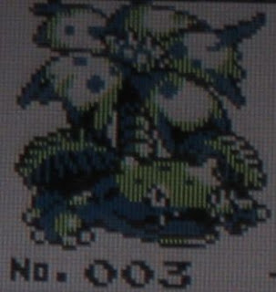 In the native Pokemon language, 'Venusaur' means 'Ow Ow Ow Get This Goddamn Thing Off My Back Ow.'