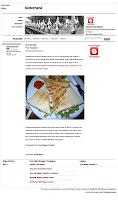 Sederhana Magazine Style Blogger Template