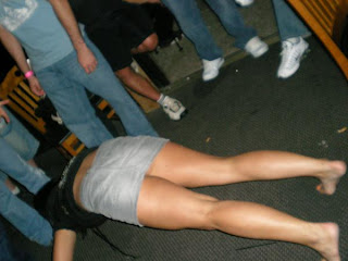 Gina Carano Drunk Picture 1