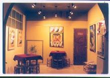 Sala de exposiciones de el septimo fuego