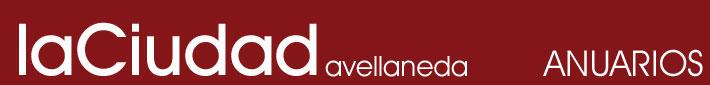 Anuarios Diario La Ciudad de Avellaneda