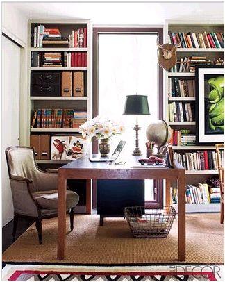hazardous design home office inspiration