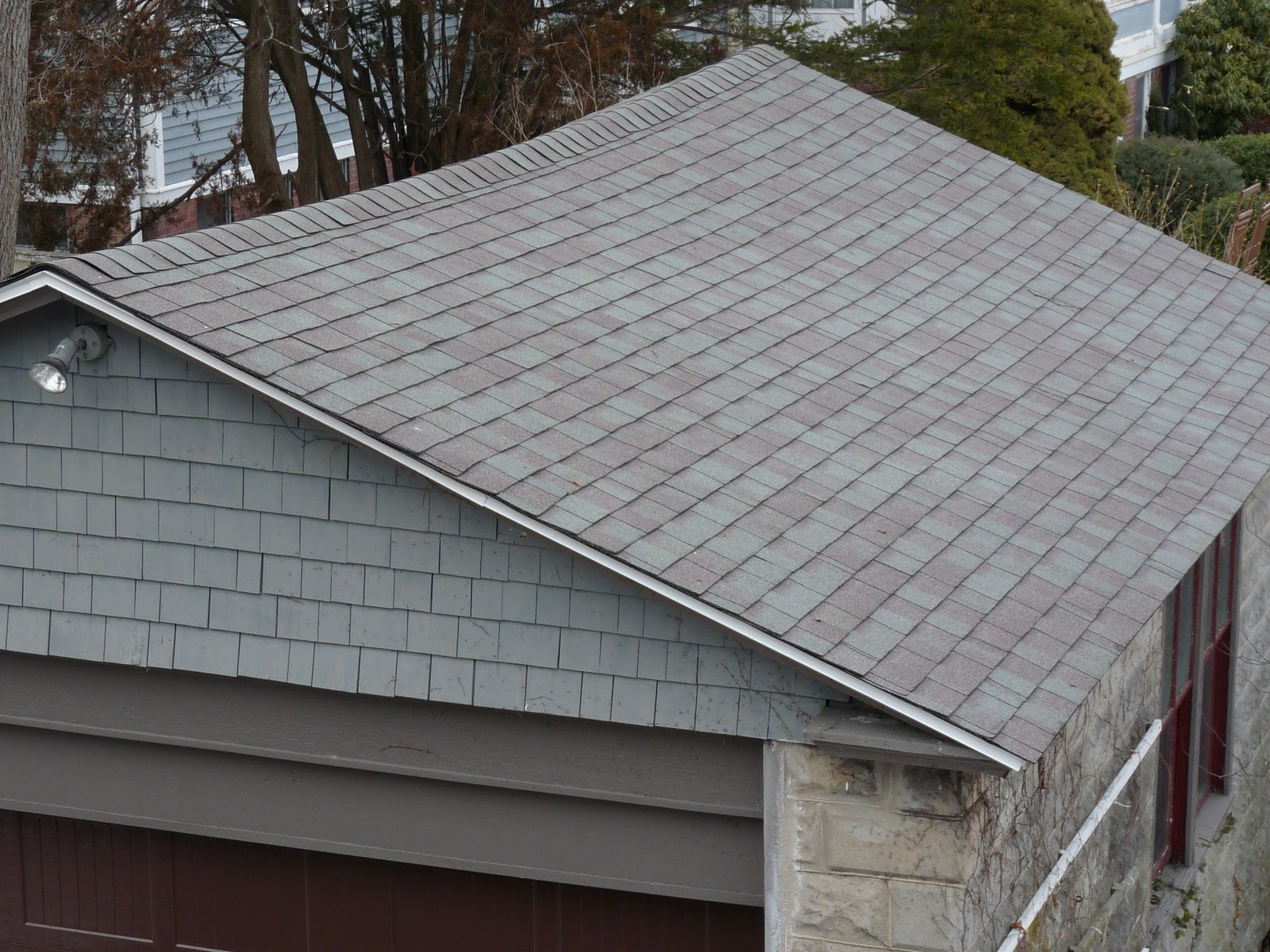 how to fix a sagging roof ridge