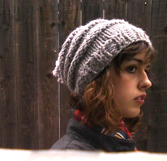 Knit Hat Patterns For Beginners : sew knit me: Bicycle Wheels - Free Pattern