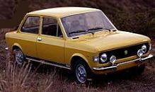 1972 FIAT 128 Rally