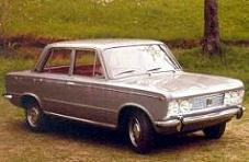 1967 FIAT 125 Berlina