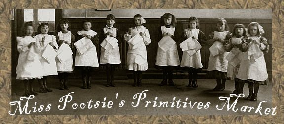 Miss Pootsie's Primitives Market