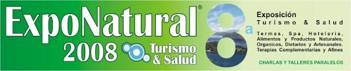 EXPONATURAL Turismo y Salud El Placer de Sentirse Bien !!!!
