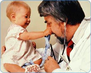 Здоровье детей в ваших руках или как