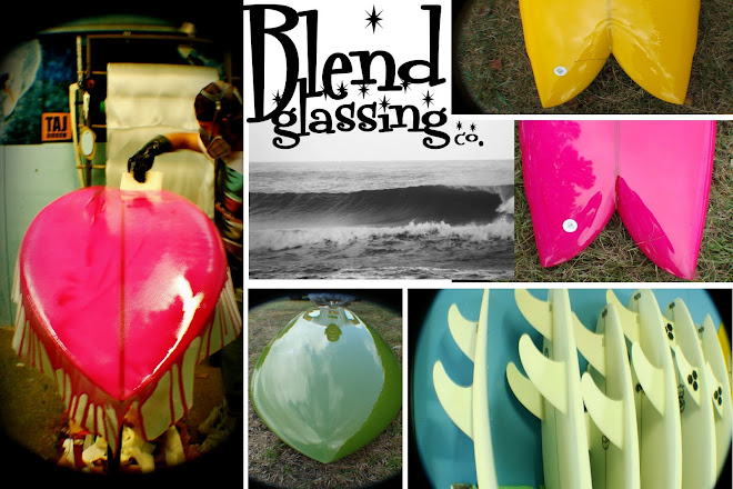 BLEND GLASSING CO.
