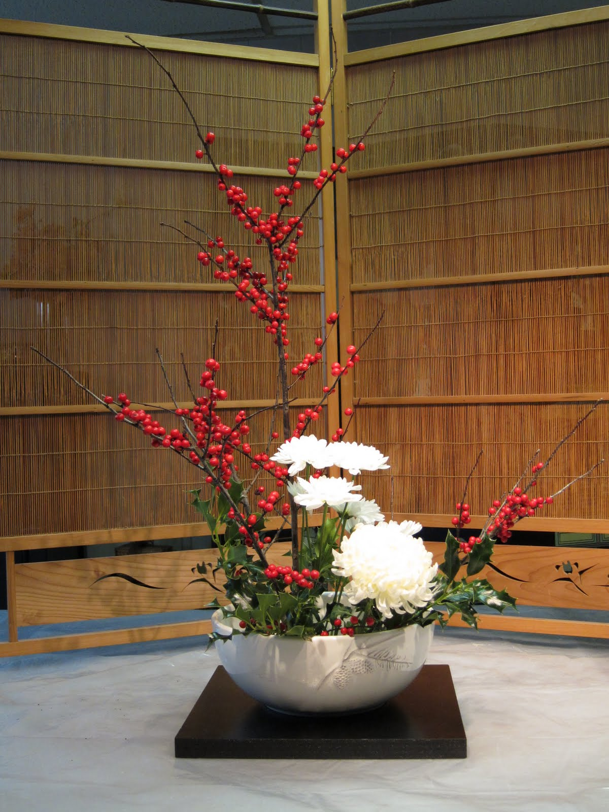 The Constant Crafter Ikebana