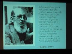 PAULO FREIRE, DE LA PEDAGOGÍA DEL OPRIMIDO A LA PEDAGOGÍA DE LA ESPERANZA*