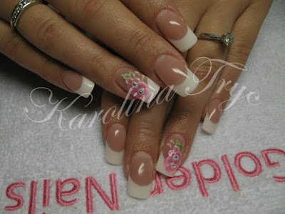 Modern and Latest Acrylic Nails Design-1