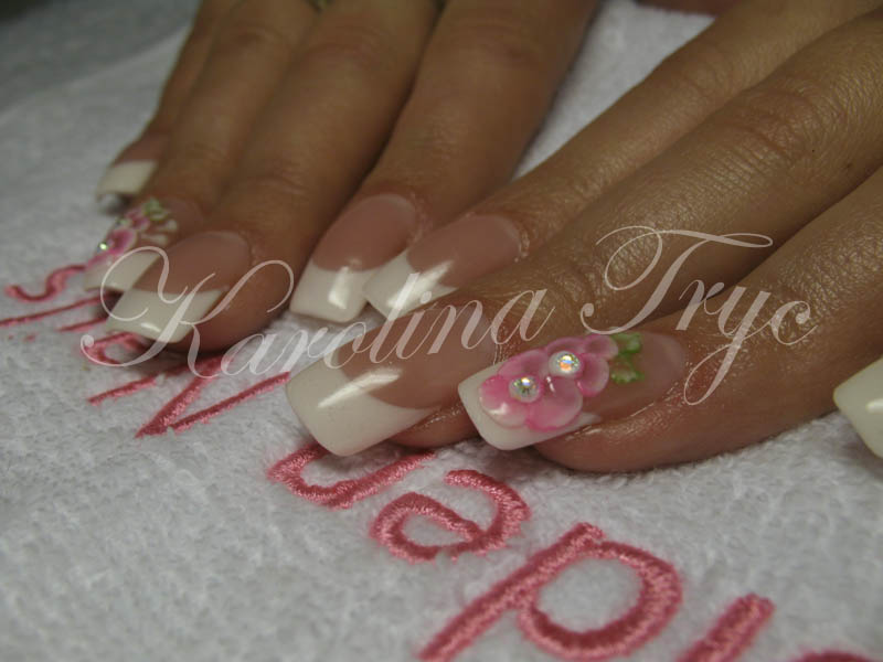 Simple Nail Arts, Gel Nails