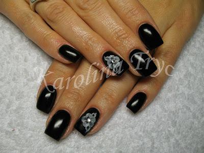 Simple Nail Arts, Gel Nails