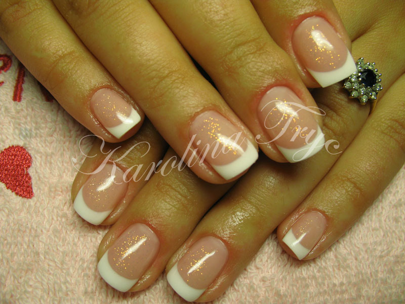 GEL NAILS EXTENSION&OVERLAYS***CRYSTAL NAILS: Natural nails uv gel