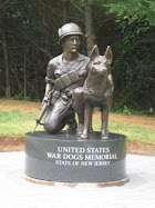 United States War Dogs Memorial State of New Jersey