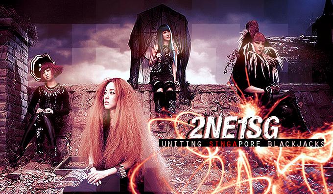 2NE1-SG ♠ BlackJacks