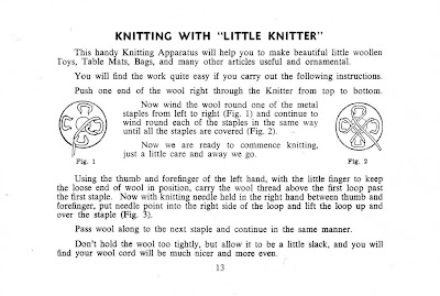 galt first knitting instructions