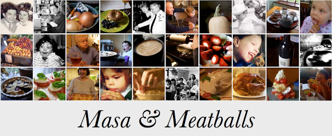 Masa & Meatballs