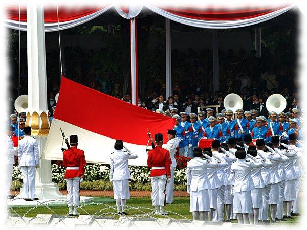 Indonesia untuk Sekolah Dasar kelas VI Gambar di atas merupakan contoh