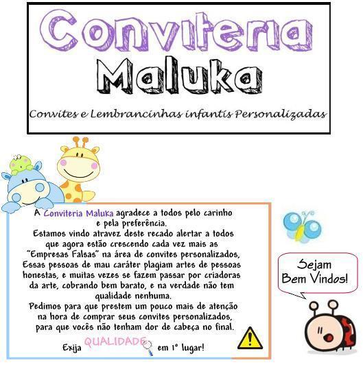 Conviteria Maluka