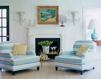 Site Blogspot  Country Cottage Living Room Furniture on The Cottage S Living Room Chairs  By Steven Gambrel   Are Meant To Be