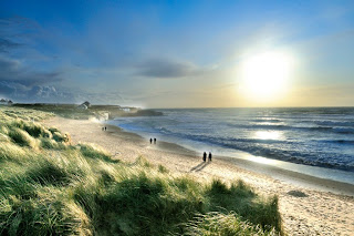 Constantine beach Cornwall