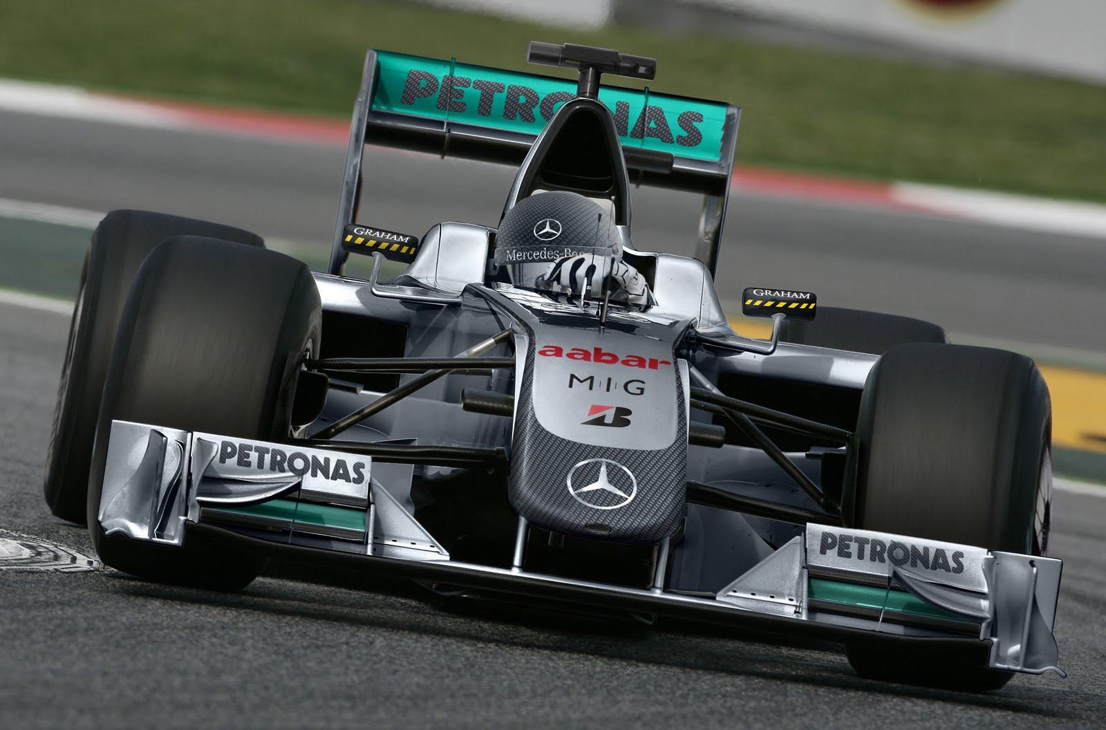 motorsport zone: f1 team profile: mercedes gp