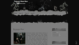 Template Dark Gray