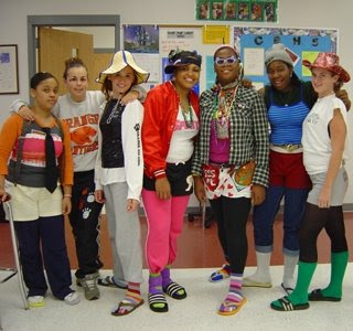 Tacky Day Ideas http://1ckrishna.blogspot.com/2008/10/wacky-tacky-day.html