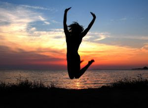 837693 jump of joy #1 Secret to Staying Motivated