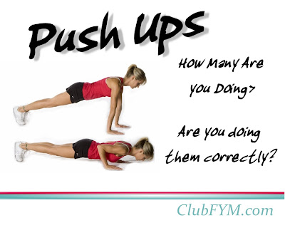 push 1 Exercise For Toned Arms And A Tight Tummy